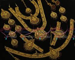 wedding jewellery sets br7551 bridal wedding jewellery set traditional south indian