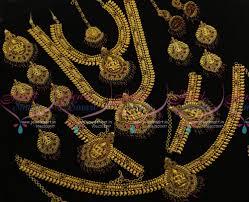 wedding jewellery br7551 bridal wedding jewellery set traditional south indian