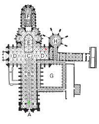 floor plan of westminster abbey abbey plan