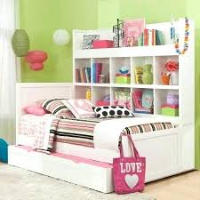 trundle bed with bookshelf furniture daybed bookshelf daybed