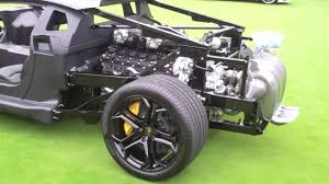 Lamborghini Veneno Body Kit - lamborghini aventador with chassis youtube