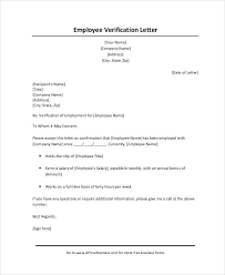 confirmation of employment letter template word letter idea 2018