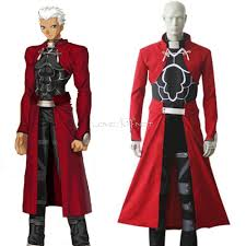 halloween archer costume rulercosplay fate stay night unlimited blade works ubw archer red