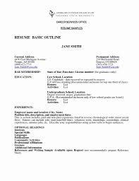 simple student resume format 50 unique basic sle of resume resume templates blueprint
