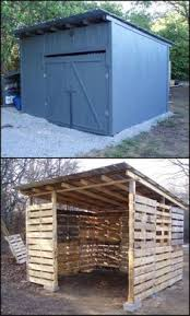 How To Build A Garden Shed by How To Build A Garden Shed Out Of Pallet Wood Pallet Wood
