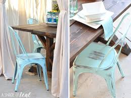 metal frame table and chairs rustic farm table desk coma frique studio 00582ed1776b