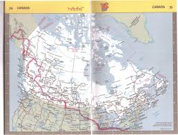 Alaska Ferry Map by The Road To Inuvik Moments Of Clarity Are Not Answers