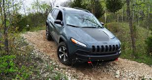 offroad jeep liberty off road test review 2014 jeep cherokee trailhawk on some tough
