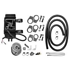 oil cooler fan kit jagg fan assisted oil cooler kits 126 865 j p cycles