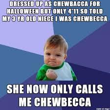 Hi My Name Is Meme - hi my name is becca and i m a little chewie meme on imgur