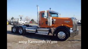 new kenworth w900l trucks for sale 2009 kenworth w900 for sale in new york youtube