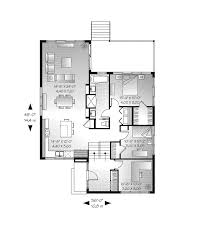 modern 1 house plans burmberry modern home plan 032d 0757 house plans and more