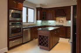 How To Install Wall Kitchen Cabinets Granite Countertop Rachel Ray Dutch Oven Unfinished Wall