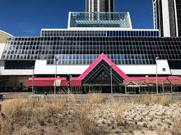 the shuttered casinos of atlantic city in photos flung