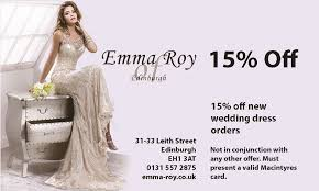 Wedding Dresses Edinburgh Macintyres Loves You Exclusive Offers Macintyres Of Edinburgh