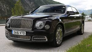 black and gold bentley 2017 bentley mulsanne review with price horsepower and photo gallery