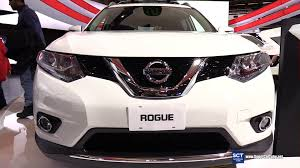 nissan rogue youtube 2016 2016 nissan rogue sl exterior and interior walkaround 2016