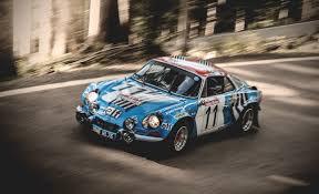 renault alpine a110 rally en fransk porsche 911 a renault alpine motorworld