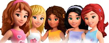 best friends forever official lego friends