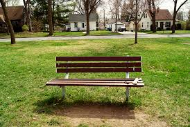 Park Benches Park Bench Bookfield Bulletin