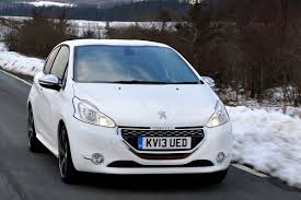 peugeot 208 gti blue is peugeot readying more powerful 208 gti french report says yes