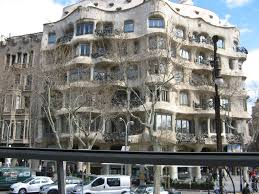 Casa Mila Floor Plan by Kings Adventures Barcelona In 3 Days Part 1