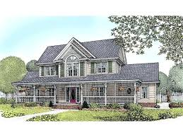 country farmhouse farmhouse blueprints luxury farmhouse style two story home with