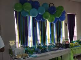 Baby Shower Centerpieces Boy by Baby Shower Photos Monsters Inc Theme Boy February 2016