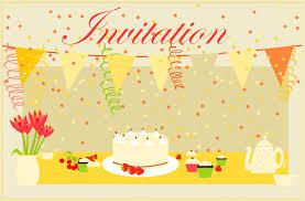 write a birthday invitation card tags birthday invitation card