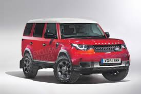 range rover land rover 2018 the new land rover defender will arrive in 2018 with svr