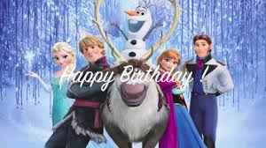 Frozen Birthday Meme - funny frozen happy birthday e card on vimeo