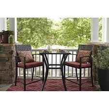 patio white bistro chair pvc patio furniture outdoor bistro set