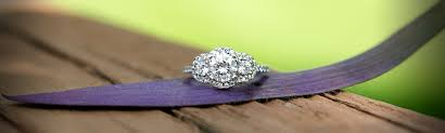 purple diamond engagement rings diamond engagement rings design your own engagement ring ring