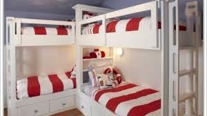 Four Bunk Bed Corner Bunk Beds Markovitzlab