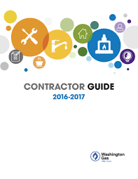 contractor contractor and industry updates washington gas