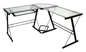 where to buy a good computer desk walker edison imperial l shape computer desk with sliding keyboard