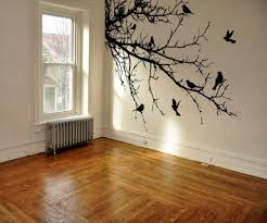 vinyl wall decal sticker birds u0027 tree branch 1002
