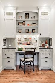 kitchen office ideas the best home office nooks on the house