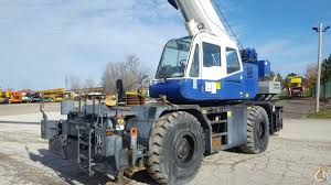 gr 350xl 35 ton rough terrain crane crane for sale in solon ohio