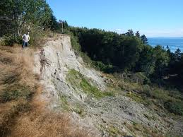 Whidbey Island Map Landslide Safety All Over The Map In Washington Kuow News And