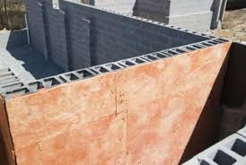 how to build a concrete block house the pros cons of concrete block house construction home guides