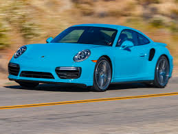 2017 porsche 911 turbo s first review kelley blue book