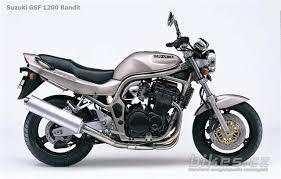 suzuki gsf 1200 bandit 2000 názory motorkářů technické