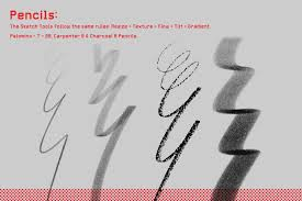 photoshop essentials pencil brushes by frankqbe on deviantart