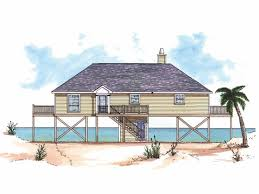 Beachfront House Plans 100 Beach House Plans One Story House Plans With Open