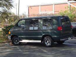 Dodge Ram Wagon - 2000 dodge ram wagon partsopen