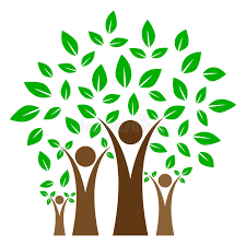 family tree stock vector illustration of ecology concord 46897498