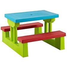 Playskool Picnic Table Childrens Picnic Table Ebay