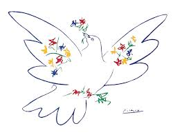 dove of peace 1949 by pablo picasso