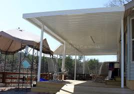 Aluminum Awning Kits Aluminum Awnings Residential Deck Covers Nc U0026 Sc